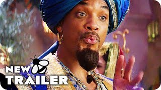 ALADDIN Trailer 2 (2019) Live Action Disney Movie