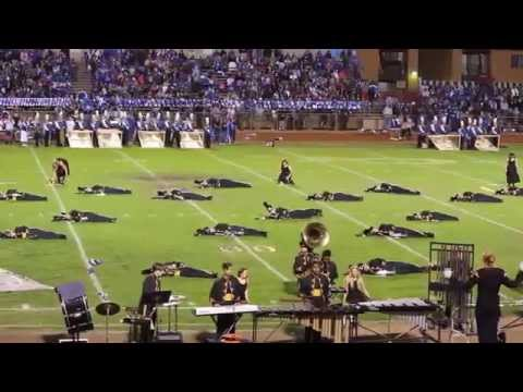 Cabrillo HS Marching Band 2015 field show