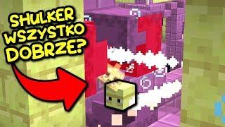 PIERWSZA ELYTRA NA... - Minecraft Survival