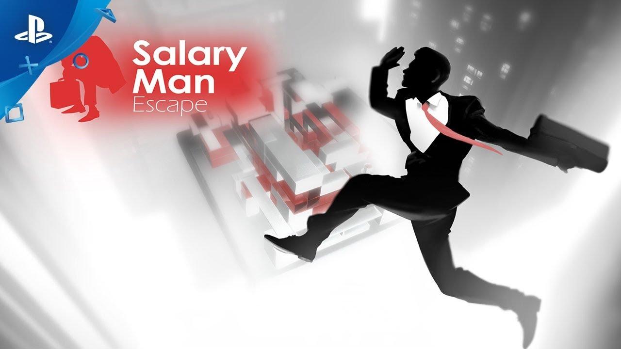 Salary Man Escape - Launch Trailer | PS VR