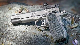 Kimber's Aegis Elite 1911 - Ultra, Pro, and Custom   Guns & Gear S10
