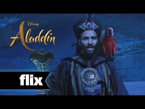 Aladdin - The Voice of Iago Revealed! (2019)