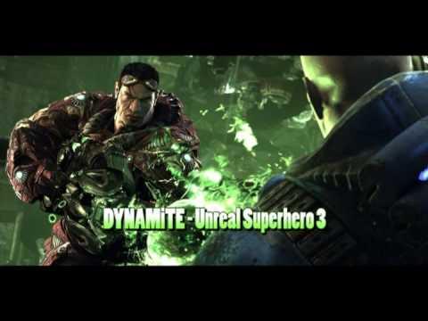 Digital Insanity - Unreal Superhero 3 (Keygen Song) [HQ]