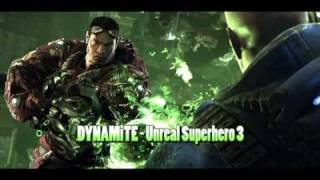 Digital Insanity - Unreal Superhero 3 (Keygen Song) [HQ]