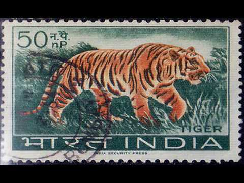 Very Rare Indian Postage Stamps