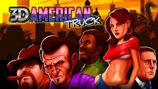American Truck Game - 3D American Truck