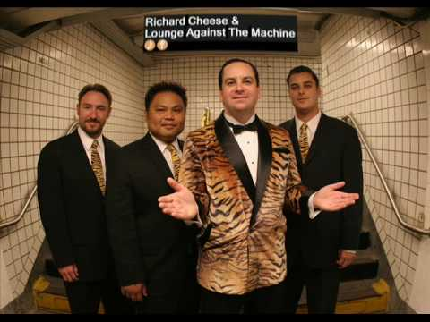 Freak on a leash  Richard cheese