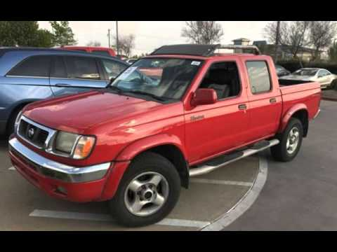 2000 nissan frontier se crew cab 5 speed manual 4x4 off rd for sale in sacramento ca youtube. Black Bedroom Furniture Sets. Home Design Ideas