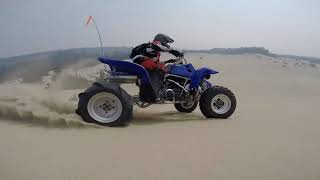 Oregon Dunes 2017 - ATVS, Beach, Sand, and Fails