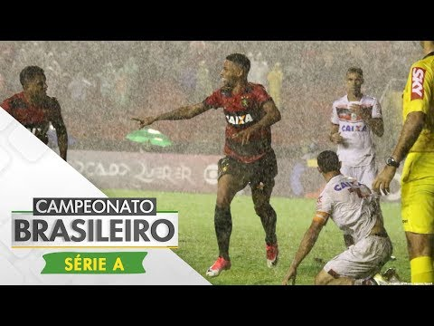 Melhores Momentos - Sport 4 x 0 Atlético-GO - Campeonato Brasileiro (20/07/2017)