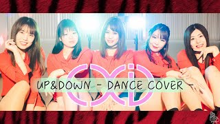 [EXID(이엑스아이디)] '위아래' (UP&DOWN) | FIVE COLOR [DANCE COVER]