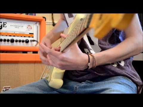 Jimi Hendrix Voodoo Child (cover)