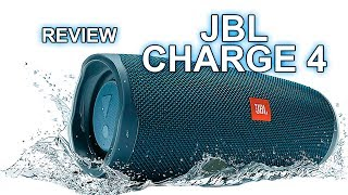 JBL CHARGE 4 - Review en español