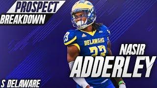 Nasir Adderley   Delaware Safety   2019 NFL Draft Prospect Breakdown