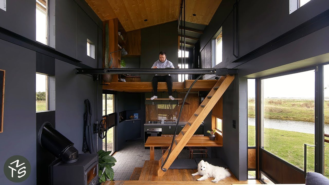 NEVER TOO SMALL 27sqm/291sqft Small House Design - The Brook