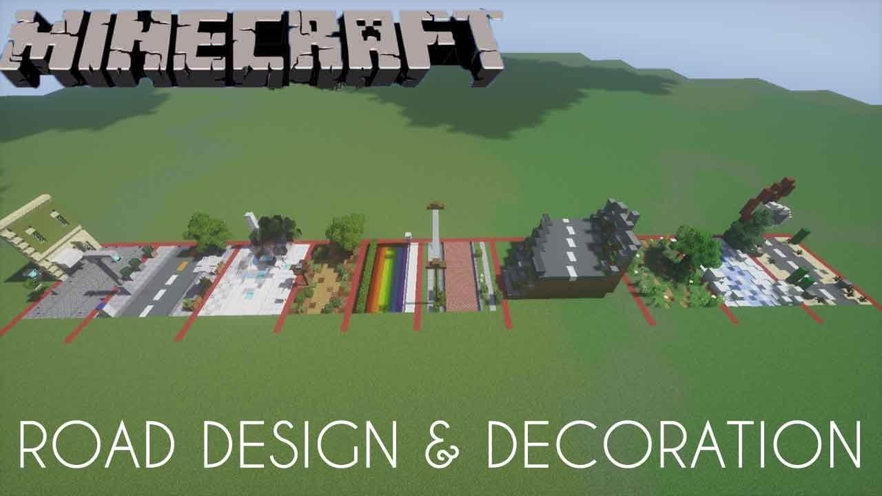 Minecraft How To Make Decorations In