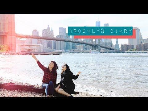 紐約自由行 ♥ NYC Brooklyn Vlog | Brooklyn Bridge, DUMBO, Brooklyn Bridge Park