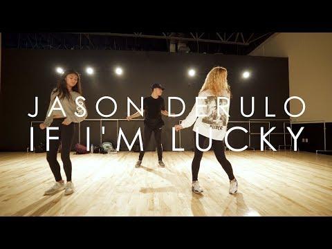 Jason Derulo - If I'm Lucky   @mikeperezmedia Choreography