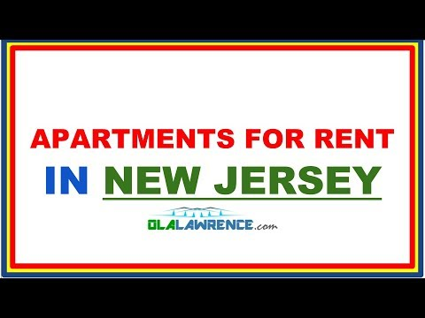 Apartments for Rent in NJ - Where & How to find apartments for rent in NJ (New Jersey)