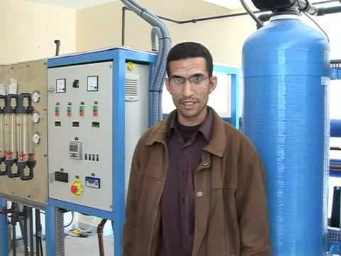 Reverse Osmosis Desalination in Morocco