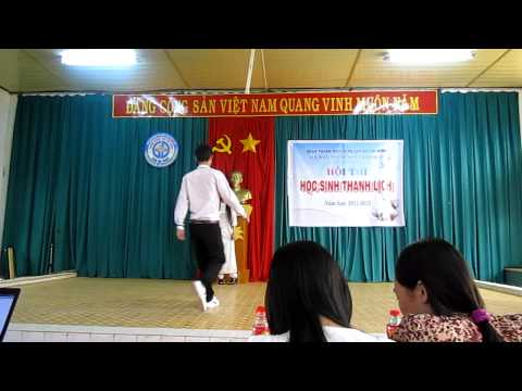 Hội thi Học Sinh Thanh Lịch - THPT Cao Bá Quát BMT 2011 (part1)