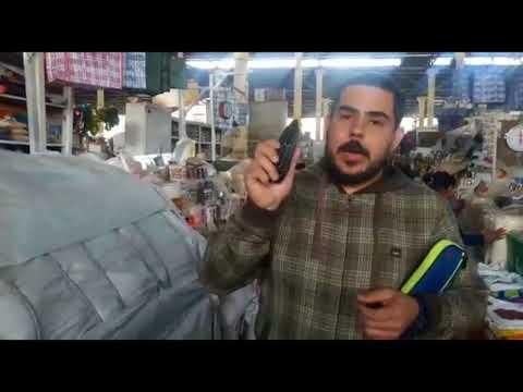 VISITANDO EL MERCADO DE SAN PEDRO/ VENEZOLANO EN PERU