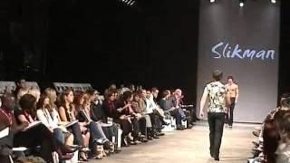 Toronto Fashion Week,  Slikman, 20051017