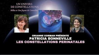 Les Constellations périnatales avec Patricia Bonneville