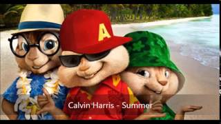 Calvin Harris - Summer (Version Chipmunks)