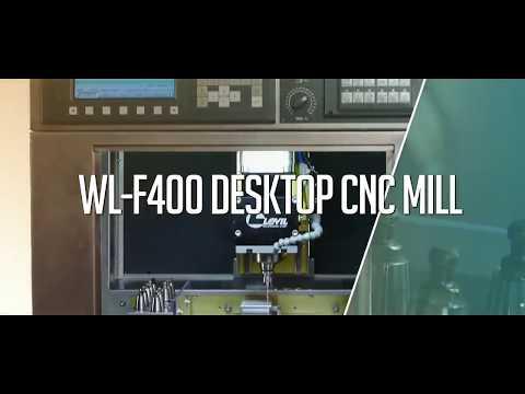 Levil Technology WL-F400 Tabletop Milling Machine
