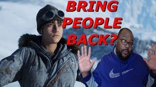 Reaction Battlefield V (5) Single Player Trailer