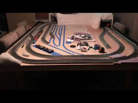 Chad's Train Layout Part 1