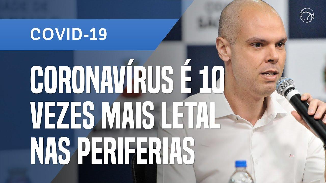 Notícias - COVID-19 ESCANCAROU A DESIGUALDADE NA CIDADE DE SÃO PAULO - online