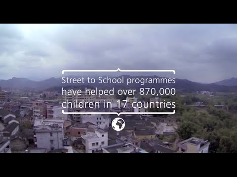 Aviva's Street to School – creating a legacy