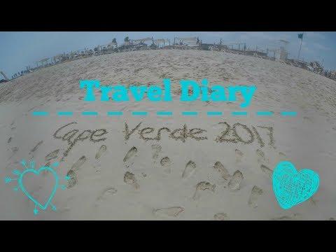 Cape Verde 2017 Travel Diary