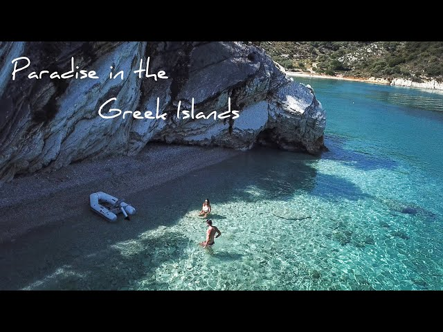 31. My favourite Greek Island | sailing Ithaca | sail Greece | Lefkas Canal | Paradise