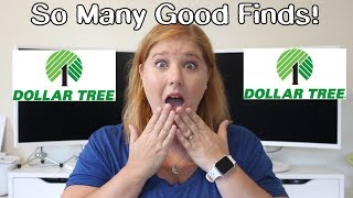 MASSIVE Dollar Tree Haul | New July Finds