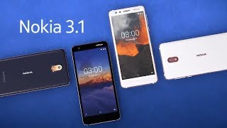 Nokia 3.1 | Specification | Review | 2018 | Phone specification Official