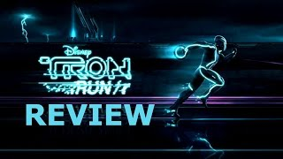 Tron Run/r Gameplay Review PS4, PC, Xbox One