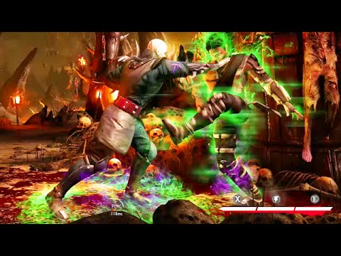 "QUAN CHI ARMOR SPELL IS SO CHEAP!! - Mortal Kombat X ""Quan Chi"" Gameplay (Mortal Kombat XL)"