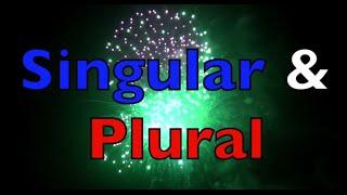 SINGULAR & PLURAL for KIDS Learn English
