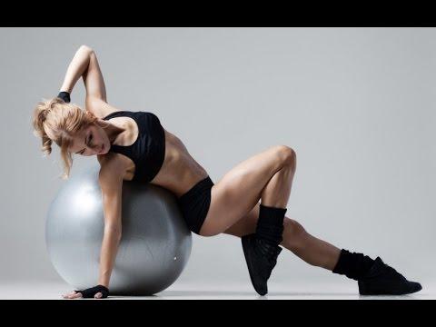 видео упражнения для спины при остеохондрозе