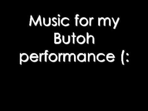 Butoh music