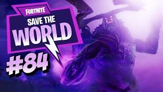 STORM KING GONE WRONG | Battle Royale Mission | Fortnite Save The World