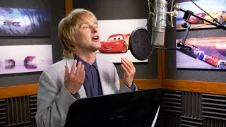 'Cars 3' Behind The Voices