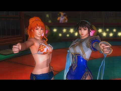 Dead or Alive 5: Last Round Story Mode with MODS #02 [DOA x Warriors x SoulCalibur x Tekken & More]