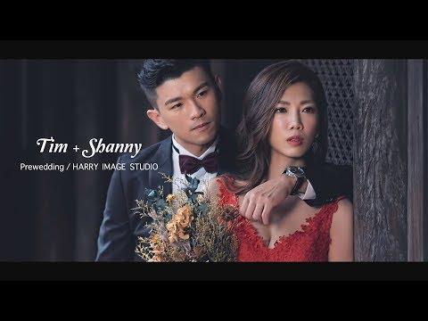 Tim+Shanny 婚紗側錄MV
