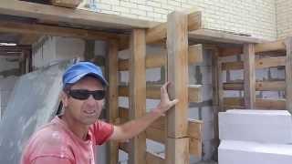 строительные леса из поддонов..Nivok111(, 2015-06-16T15:13:54.000Z)