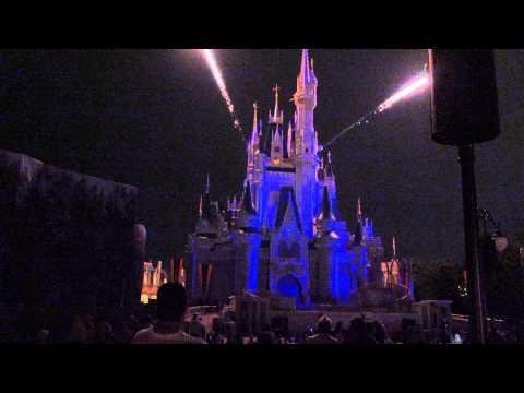 Disneyworld Celebrate The Magic 4K