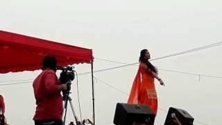 New Haryanvi song 2017|| Sapna new  Dance in Gurgaon {Daultabad} || Haryanvi Dj songs 2017
